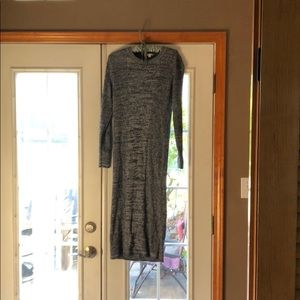 Long Gap Maternity Dress